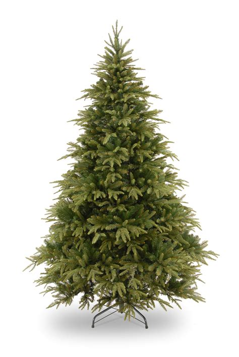 8ft weeping spruce feel real artificial christmas tree