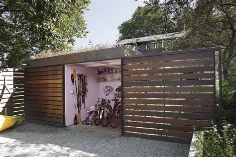 shed architecture design modern architects seattle