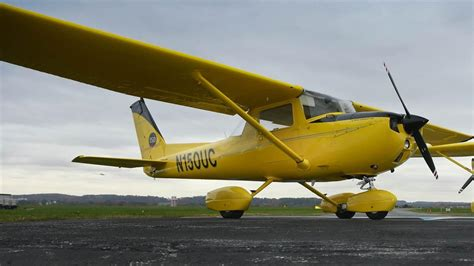 Flight Club Giveaway - win a reimagined cessna 150 for your flying club aopa