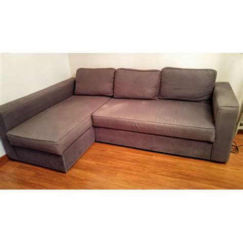 canap駸 d angle ikea canap 233 d 191 angle convertible manstad 191 ikea achat et vente