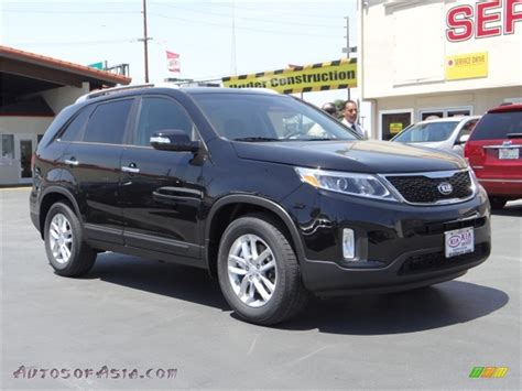 2015 Kia Sorento Lx V6 2015 Kia Sorento Lx V6 In Black 583366 Autos Of Asia