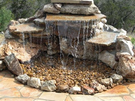 How To Make A Backyard Waterfall by 63 Relaxing Garden And Backyard Waterfalls Digsdigs