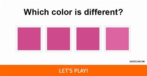 color sensitivity test do you see all the colors check personality test