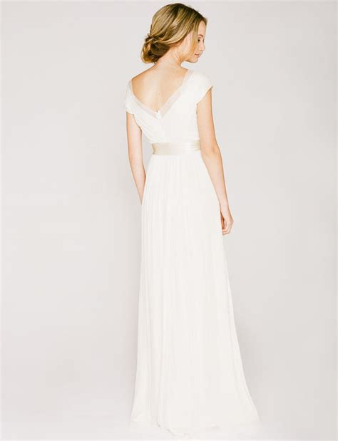 simple backyard wedding dresses saja wedding 2013 collection