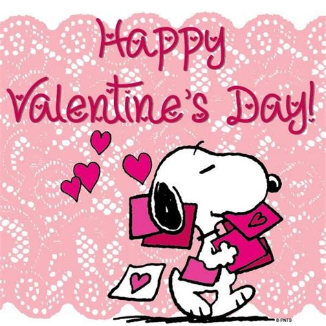 valentines day brown peanuts on snoopy brown and peanuts