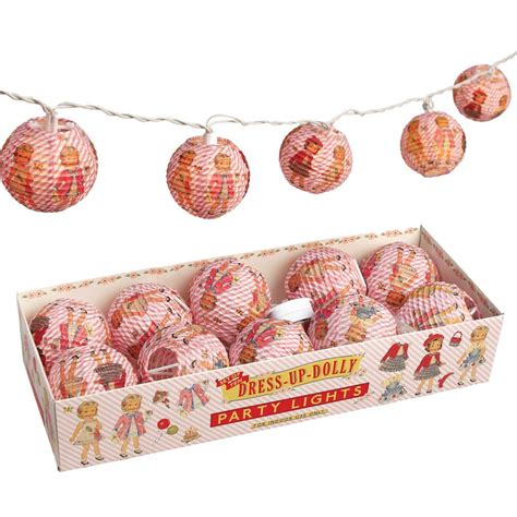 dress  dolly party lights  british standard  pin