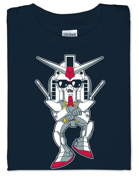 Tshirtt Shirtkaos Gundam t shirt of the day gundam style ign