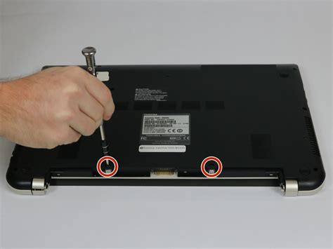 toshiba satellite s55t b5335 battery replacement ifixit repair guide