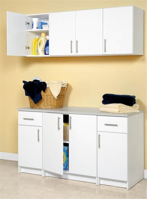 Inexpensive Cabinets For Laundry Room Cheap Laundry Room Cabinets From Sears