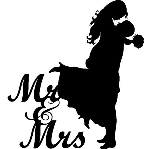 Wedding Silhouette by 674 Best Svg Files Images On Craft 2nd