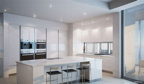 Kitchen Design Miami Porsche Design Tower Miami Luxury Oceanfront Condos In Isles