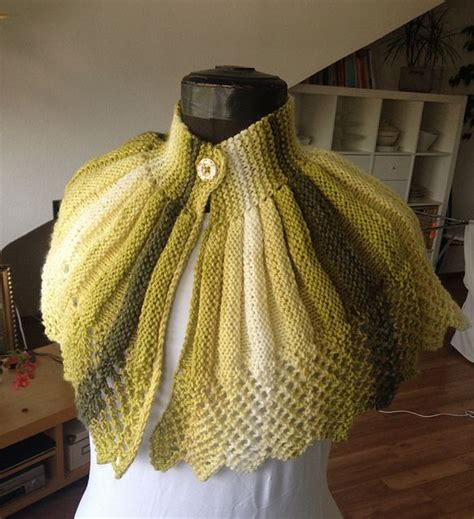 25 Best Ideas About Knitted Cape On Hooded