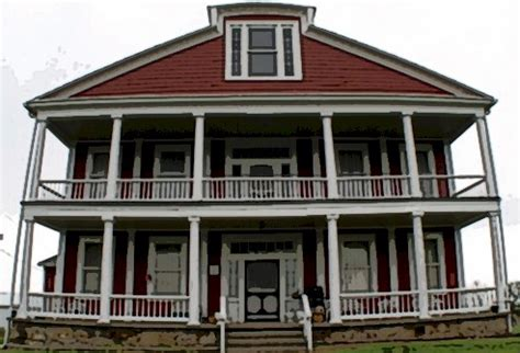 haunted houses in southern illinois the old slave house