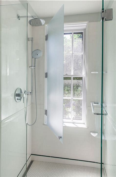 Bathroom Shower Windows 25 Best Ideas About Window In Shower On Pinterest Shower Window Window Protection And