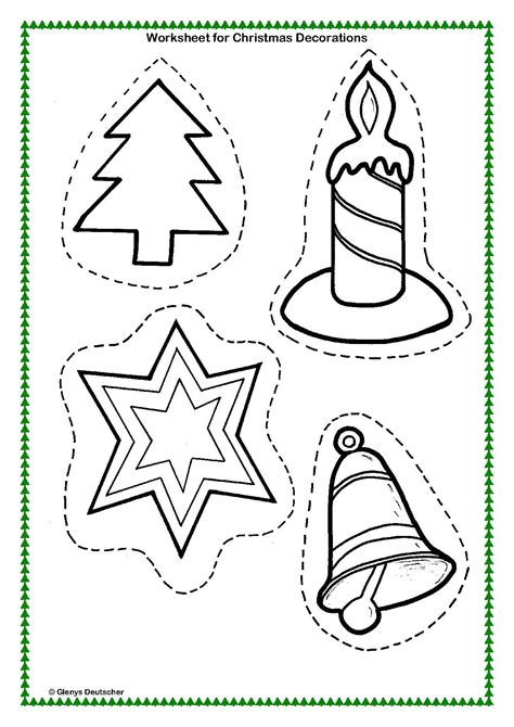 free printable christmas activity worksheet free