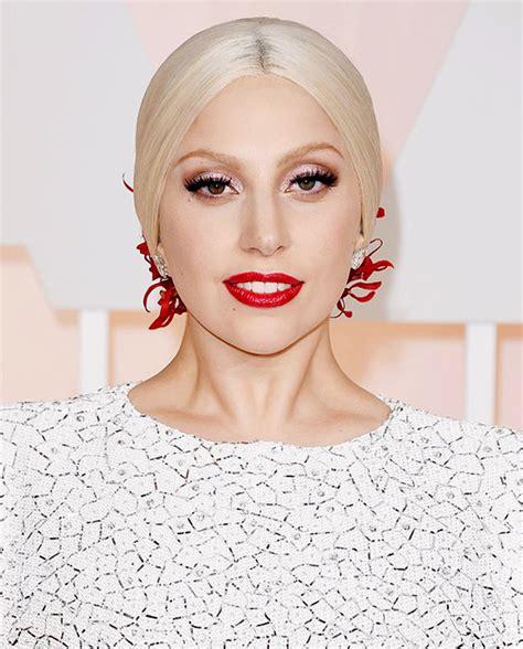 Gorgeous Makeup At The Oscars by Gaga Gorgeous Oscars 2015 Makeup Beautygeeks