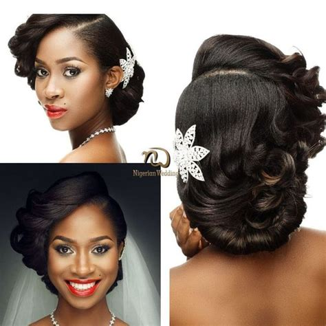 bridesmaid hairstyles afro hair wedding hairstyles for black women african american