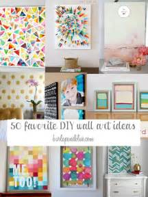 DIY Wall Art Tutorial