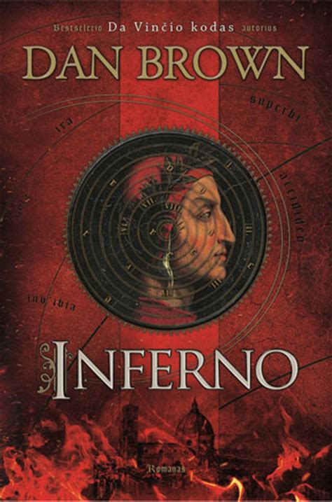 Novel Inferno Dan Brown dan brown 187 lithuanian edition of inferno now available