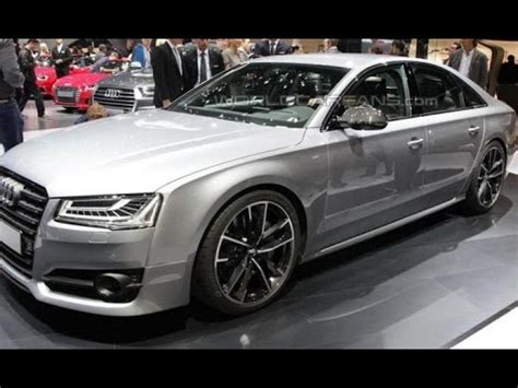 2018 Audi S8 by 2018 New Audi S8 Plus Exterior And Interior