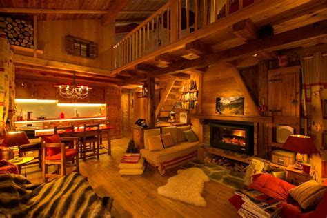 d 233 coration appartement style chalet