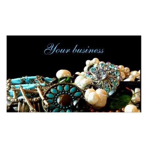 Exle Templates Business Cards For Jewelry Designers by Jewelry Designer Business Cards Zazzle