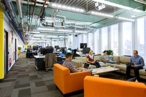 Indoorgardens 10 Of The World S Best Offices That Redefine Cool