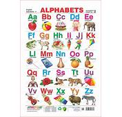 A To Z Alphabets With Pictures Welcome Spectrumchart