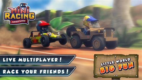 download mod game mini racing mini racing adventures apk v1 11 3 mod unlimited money