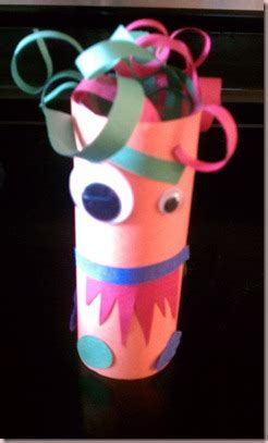 toilet paper you monster toilet paper roll monsters think crafts by createforless