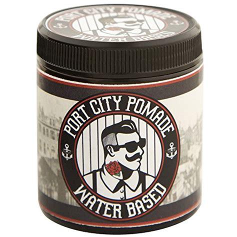 Hair Styling Port City Pomade port city pomade water based medium hold pomade