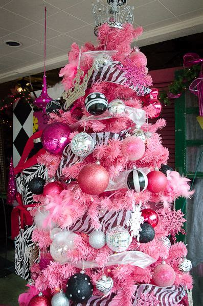 top 40 pink christmas trees christmas celebration