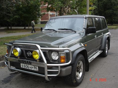 1995 Nissan Patrol Pictures Diesel Manual For Sale