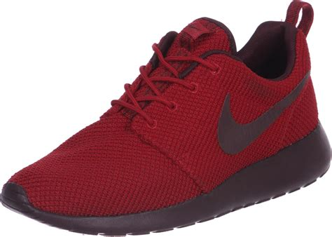 nike roshe one shoes burgundy