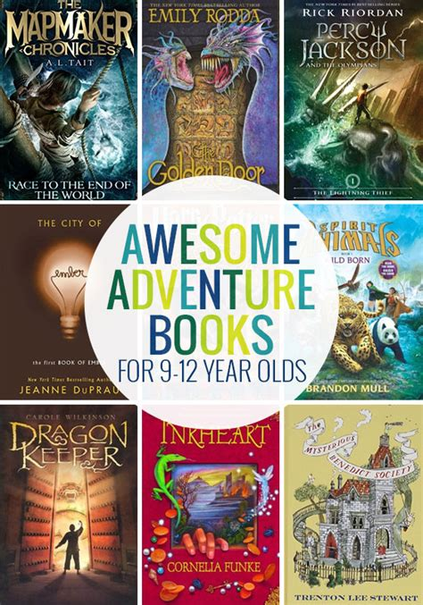 adventure picture books awesome adventure books for 9 12 year olds picklebums