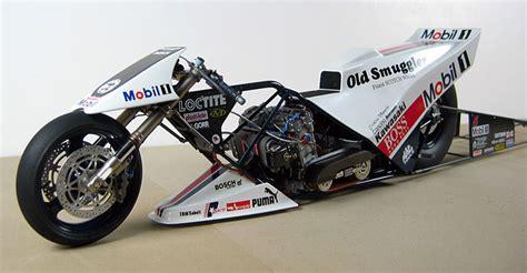 motocross race fuel racing scale models quot top fuel quot drag racing motorcycle by