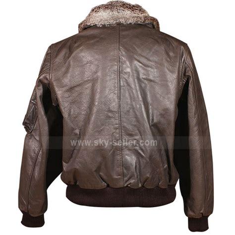 pilot vintage a2 bomber leather brown jacket