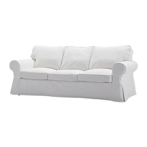seat cover for sofa ektorp cover three seat sofa blekinge white ikea