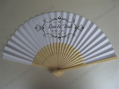 personalized fans for wedding favors collapsible fans personalized wedding favors fans 0 74