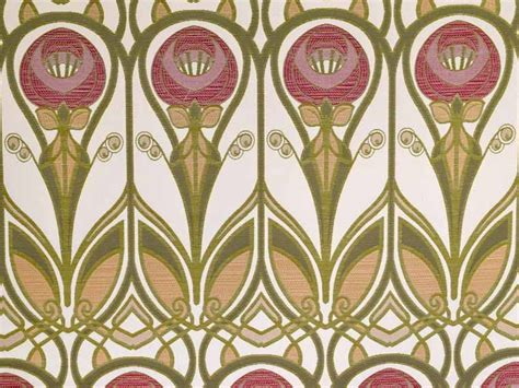 mackintosh fabrics curtain mackintosh jacquard rouge fabric curtains upholstery