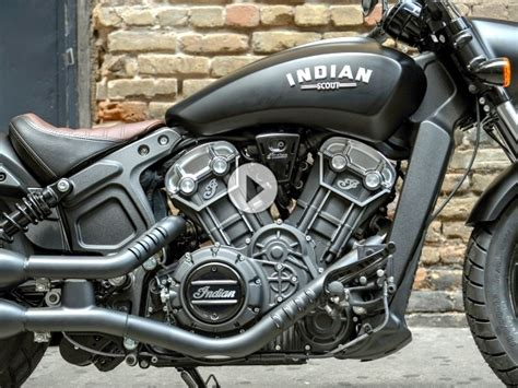 Indian Motorrad Scout Bobber by Indian Scout Bobber Indian Motorcycle