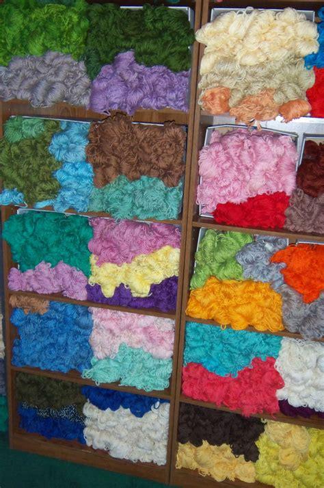 lydia s rug yarn vintage lydia s rayon cotton rug yarn 70 yards colors evergreen to lilac ebay