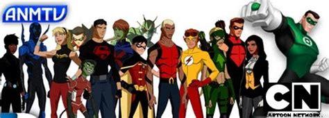 imagenes de justicia joven invasion justicia joven y linterna verde son canceladas por cartoon