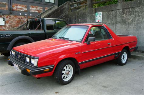 1993 subaru brat for sale california streets san francisco street sighting 1985