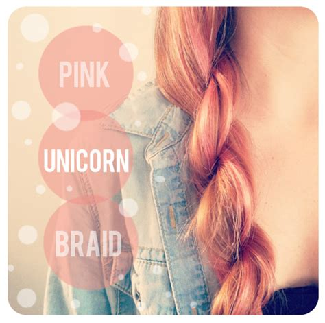 unicorn tutorial unicorn braid tutorial polishboutique