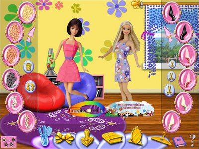 barbie beauty styler cd rom pc game