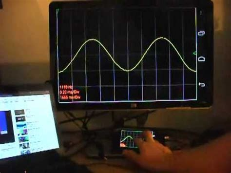 android oscilloscope android bluetooth oscilloscope doovi