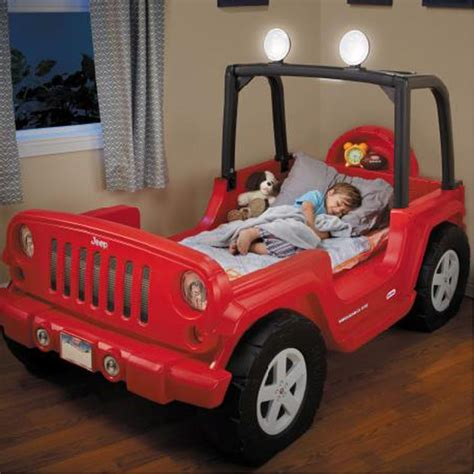 kids jeep bed little tikes little tikes jeep wrangler toddler to twin