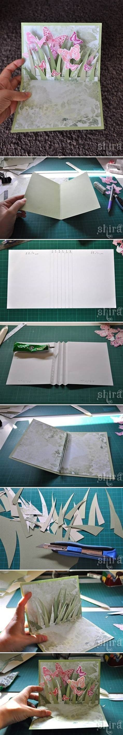 how to make a 3d greeting card how to made 3d greeting card step by step