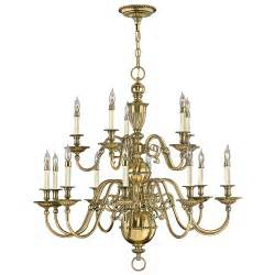Traditional Chandelier Traditional Flemish Brass Chandelier